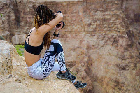 Roots Down Leggings - FREE U.S. Shipping!