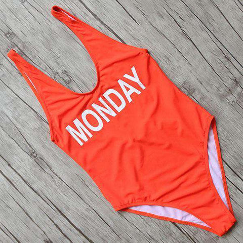 Image of Fun Day One Piece Swimsuit