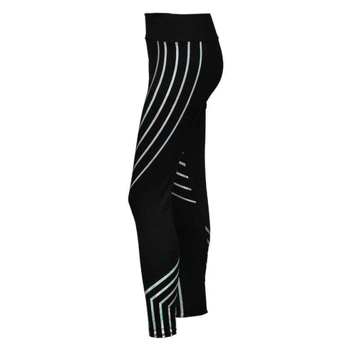 Image of Reflective Stripe Leggings