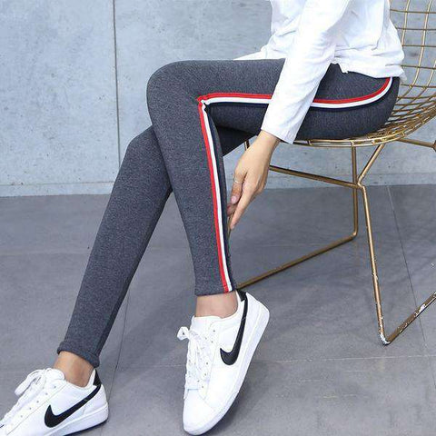 Side Stripe Wear Anywhere Leggings