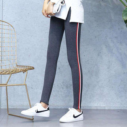 Image of Side Stripe Wear Anywhere Leggings