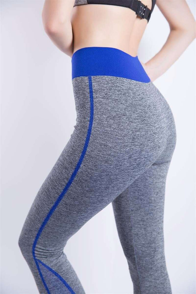 Buy One Get One 50% Off. 6 Colors -New Design Active Fitness Leggings - leggings - HerFitness.co - 8