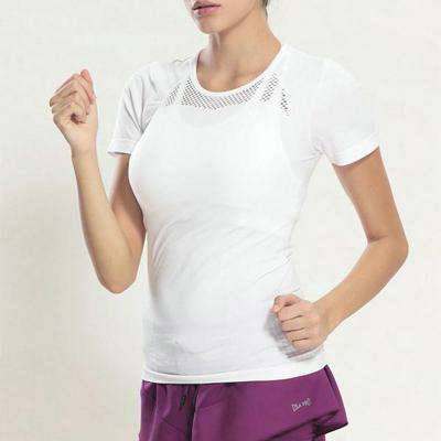 Image of Hollow Net Workout Tee