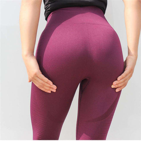 Image of High Waist Intensity Leggings
