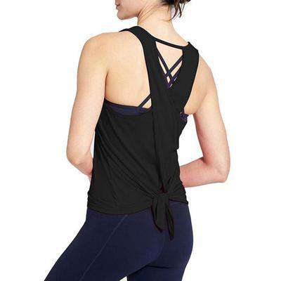 Image of Tied Up Racerback Top