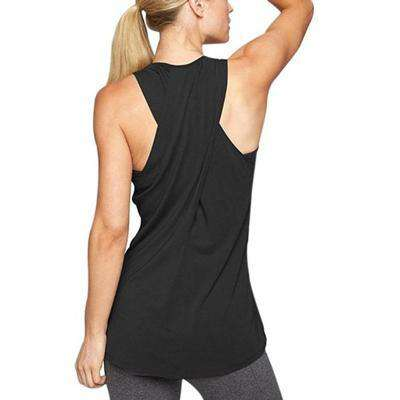 Criss Cross Workout Top