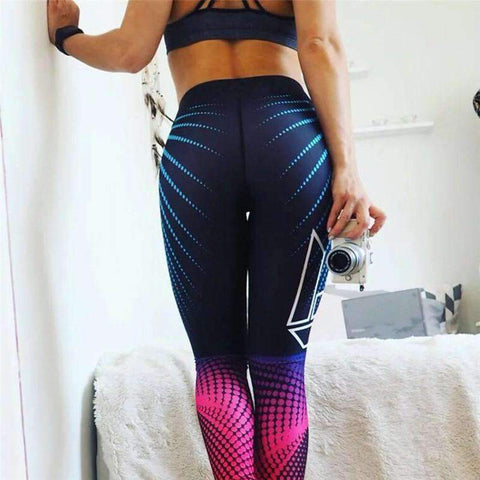 Image of High Waist Super Sport Leggings