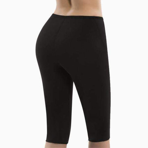 Image of Slimming Hot Thermo Half Leggings
