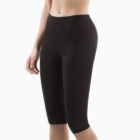 Slimming Hot Thermo Half Leggings