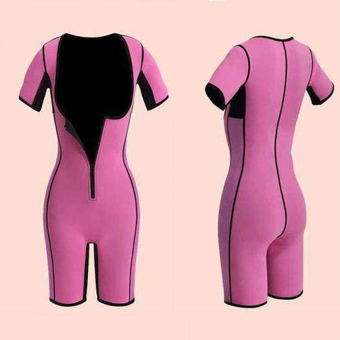 Shapewear Trainer Suit