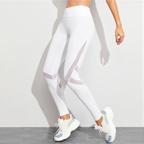 Image of Mesh'n Around Leggings