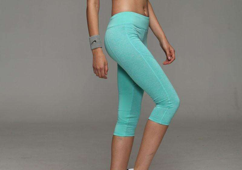 Spandex Compression Running Tights -  - HerFitness.co - 11