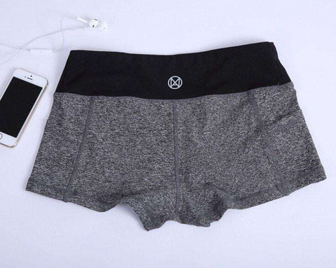 Image of Women's Casual Printed Cool Running Shorts - HerFitness - 13
