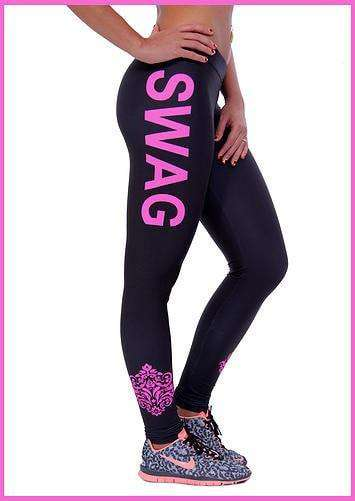 SWAG Fitness Leggings - HerFitness - 2