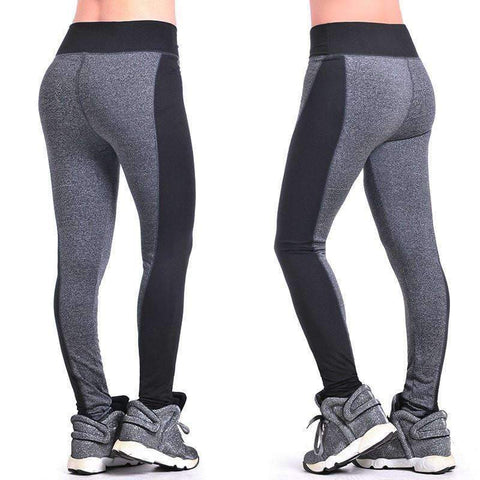 Image of Smart Compression Dual Thread  Active Leggings