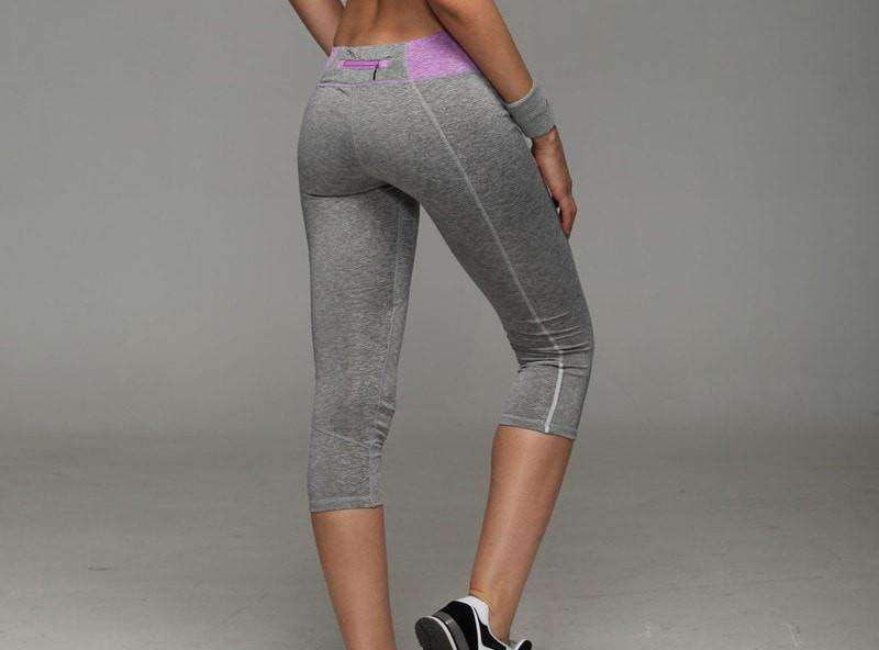 Spandex Compression Running Tights -  - HerFitness.co - 2