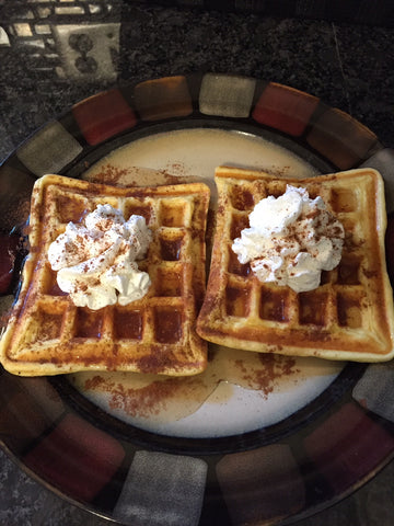 NutriFit Cleveland - Low Carb Protein Waffles Recipe