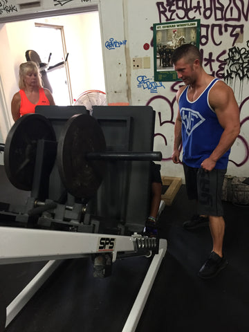 NutriFit Cleveland - Blog Interview with Ryan Warton Competitive Bodybuilder/Personal Trainer