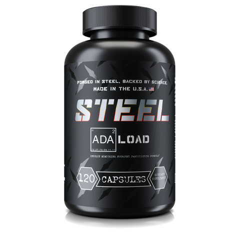 NutriFit Cleveland - Steel Supplements ADA-Load