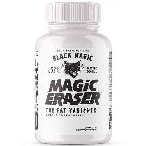 Black Magic Supply Magic Eraser