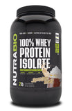 NutraBio Whey Protein Isolate