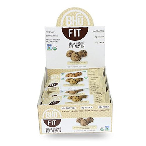 BHU Fit Vegan Protein Bar
