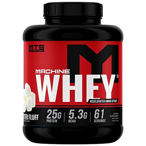 NutriFit Cleveland - MTS Nutrition Machine Whey