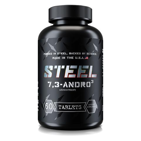 NutriFit Cleveland - Steel Supplements 7, 3-Andro