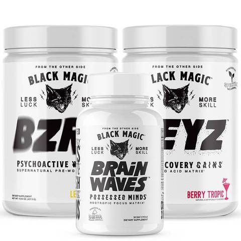 Black Magic Supply Tri Stack