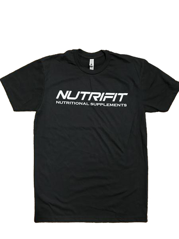NutriFit Shirt - Black