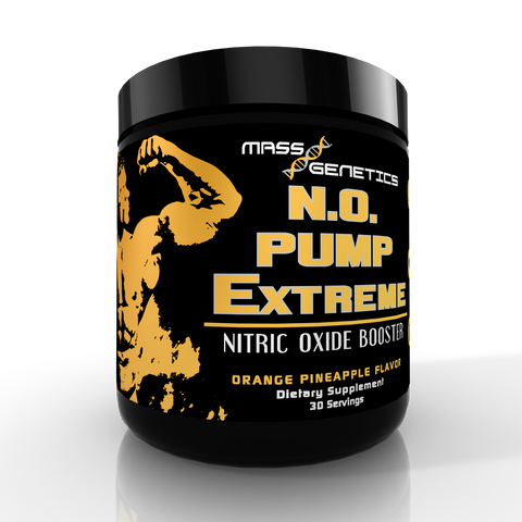 NutriFit Cleveland - Mass Genetics NO Pump