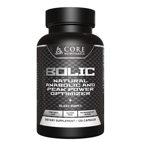 NutriFit Cleveland - Core Nutritionals Bolic