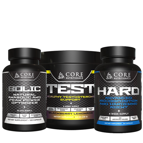 Core Nutritionals Natural Builder Stack