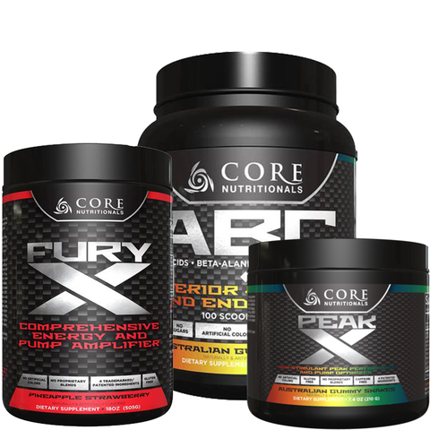 Core Nutritionals Ultimate Stack