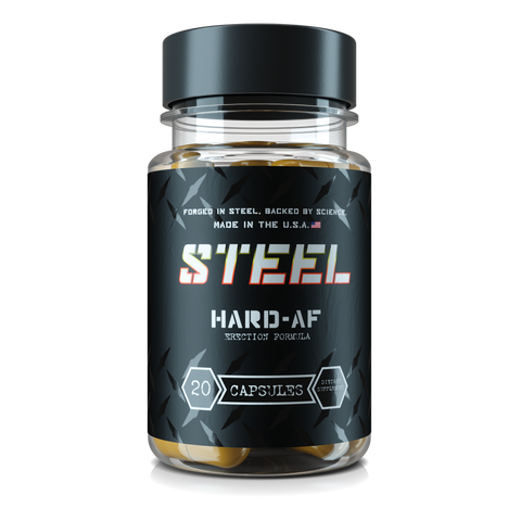 NutriFit Cleveland - Steel Supplements Hard-AF