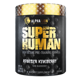 Alpha Lion SuperHuman