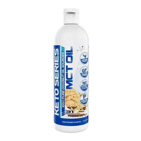 NutriFit Cleveland - VMI Sports Keto Series MCT Oil