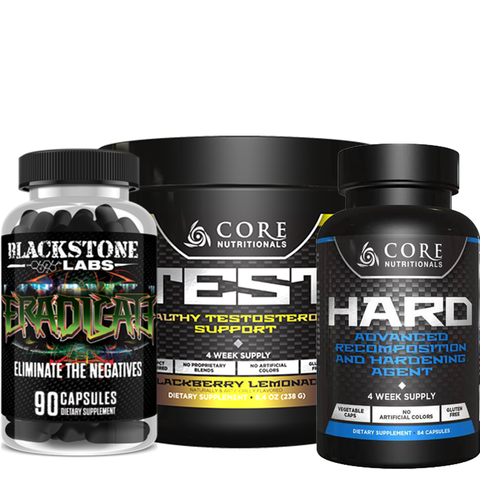 Core Nutritionals PCT Stack