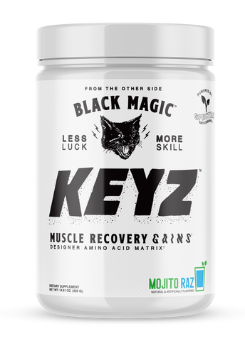 NutriFit Cleveland - Black Magic Supply Keyz