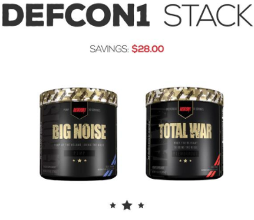 NutriFit Cleveland - Redcon1 Defcon1 Stack