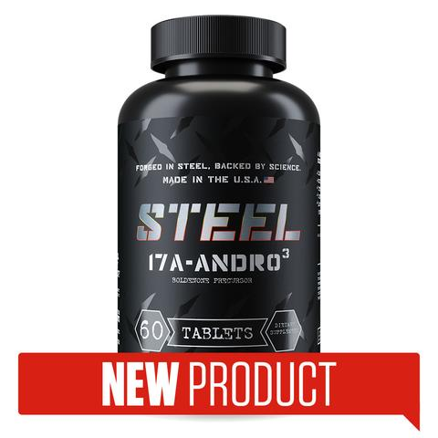 Steel Supplements 17A-Andro