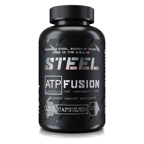 NutriFit Cleveland - Steel Supplements ATP Fusion