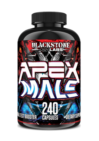 Blackstone Labs Apex Male - NutriFit Cleveland