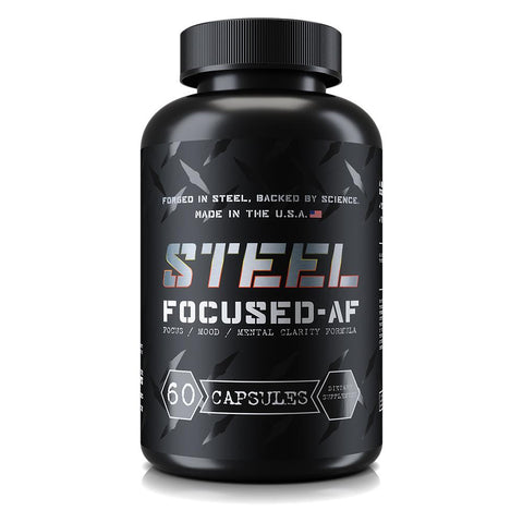 NutriFit Cleveland - Steel Supplements Focused-AF