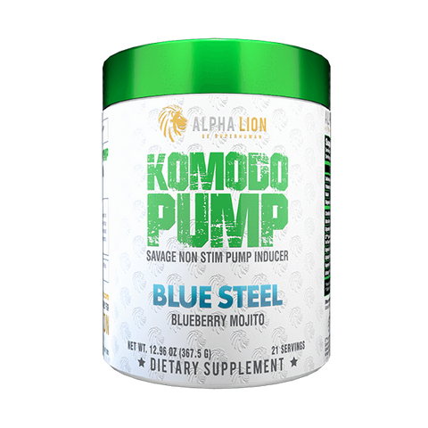 Alpha Lion Komodo Pump