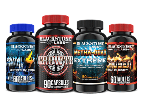 NutriFit Cleveland - Blackstone Labs Men's Hardcore Stack