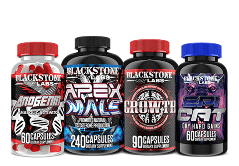 NutriFit Cleveland - Blackstone Labs Men's Natural Building Stack