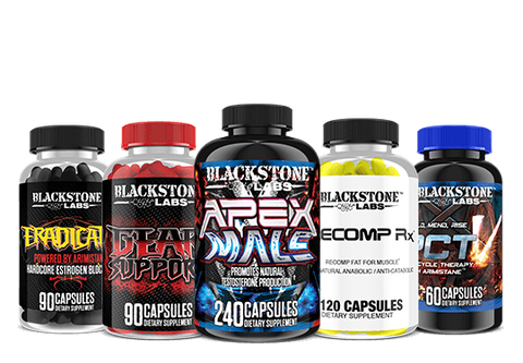 NutriFit Cleveland - Blackstone Labs Ultimate PCT Stack