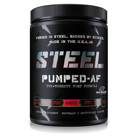 NutriFit Cleveland - Steel Supplements Pumped-AF
