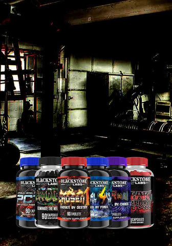 NutriFit Cleveland - Blackstone Labs Ice, Fire, Power Stack